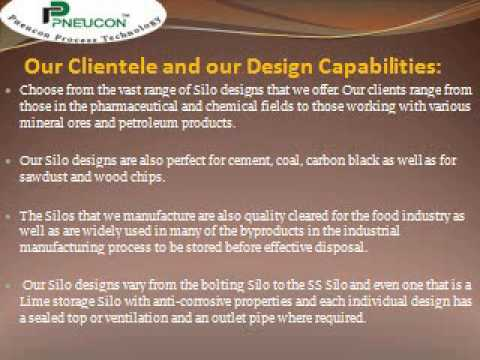 Silo manufacturers in India, Silo manufacturers in Gujarat, SS Silo, Lime Storage Silo in Ahmedabad