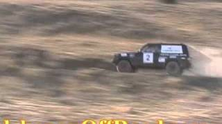 Rally 4x4 Jeep Cherokee Xj : Laurent Dagher