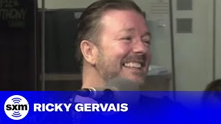 Rape Joke Controversy: Ricky Gervais and Jim Norton