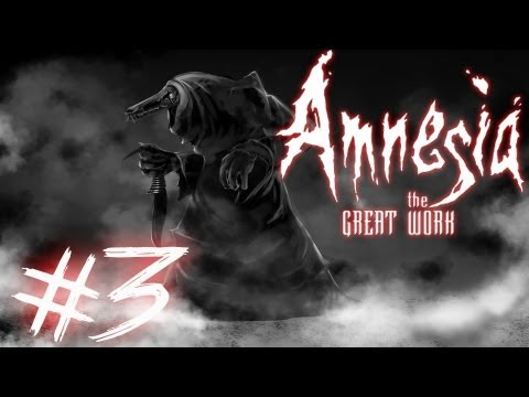 Amnesia: The Great Work - Part 3 | DAMN JAM | Amnesia Custom Story
