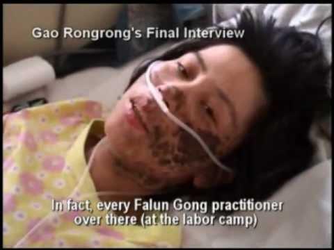 Kể chuyện tra tấn tàn bạo ở Trung Quốc