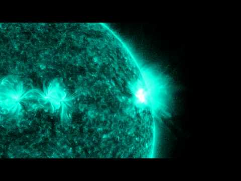 NASA | Sun Sends Out X6.9 Class Solar Flare