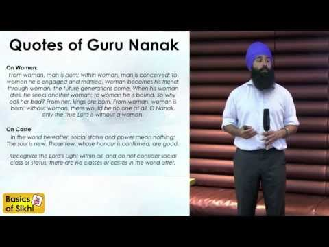 TWGC Topic #1 Part B - Guru Nanak Dev ji