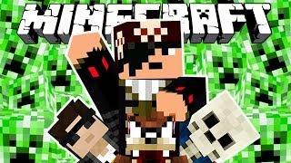 ATAQUE DOS CREEPERS! - Minecraft (NOVO)