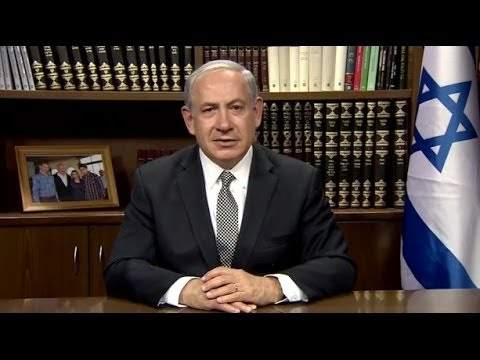 Independence Day greetings to the Jewish people from Prime Minister Binyamin Netanyahu