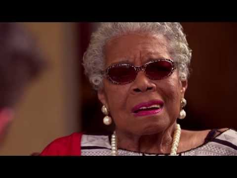 Maya Angelou's Conversation With Tupac Shakur