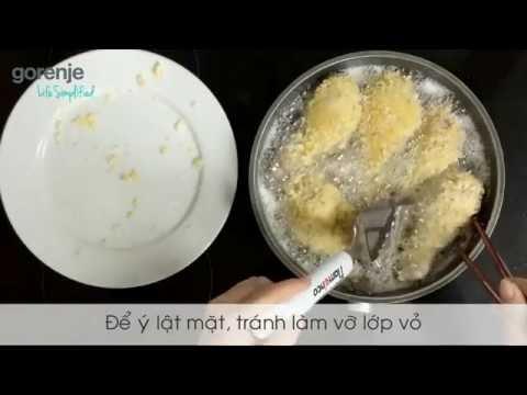 Cách làm Đùi gà tẩm bột chiên giòn cực đơn giản