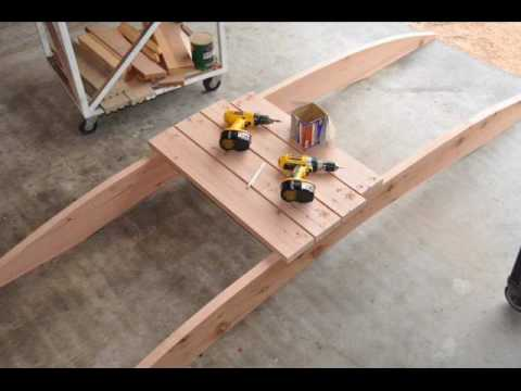 How To Build A Arched Garden Bridges Pond Filter Build Construction 559 325 2597 Youtube
