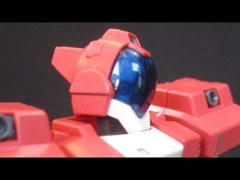 HG Genoace (Part 2: Parts) Gundam Age gunpla plastic model review