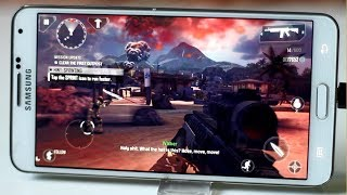Top 10 HD Android Games 2014 (HIGH GRAPHICS)