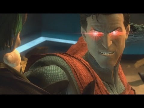 Injustice: Gods Among Us - Opening Cinematic
