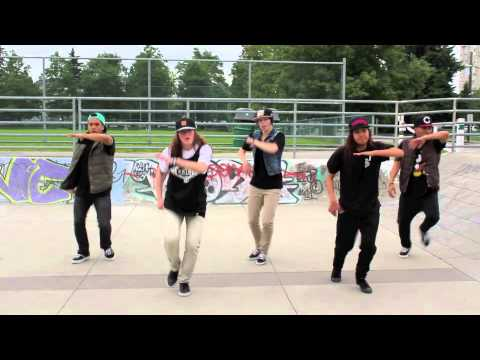 Snapbacks &amp; Tattoos // Roberta Bierman Choreo - Driicky Graham