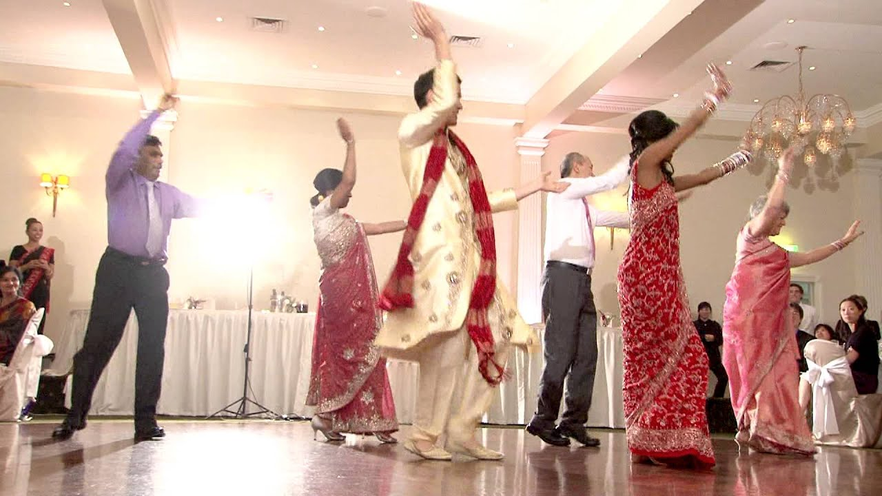 Indian Wedding Dance Melbourne 2012 Youtube