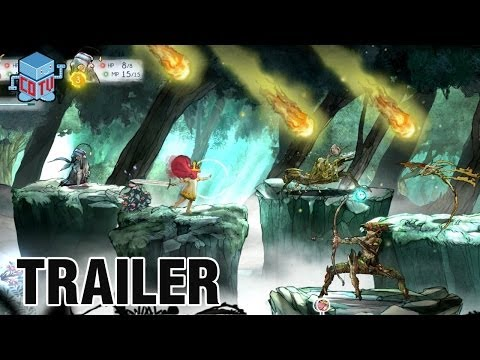 Child of Light Official Co-Op Trailer