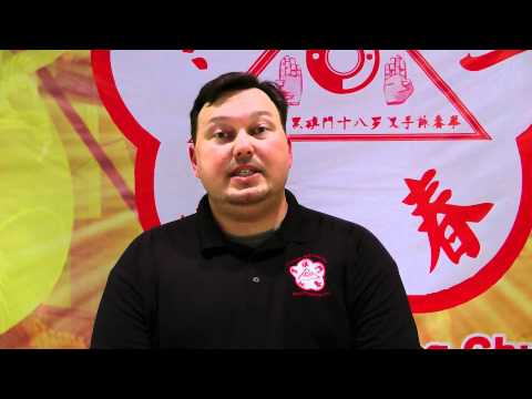 HKB Wing Chun[Black Flag Wing Chun] Testimony from USA, North America #79