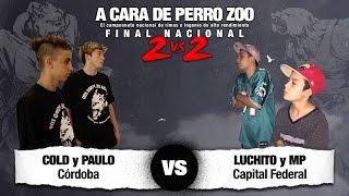 COLD y PAULO vs LUCHITO y MP - Cuartos de Final Nacional ACDPZoo 2vs2