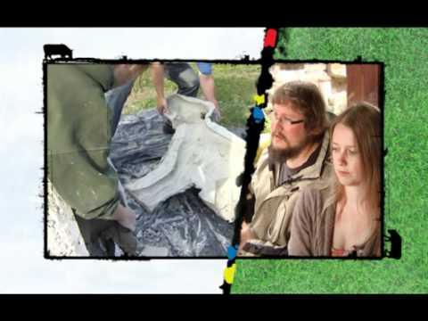 Смотреть видео Парад коров: Вентспилс — 2012