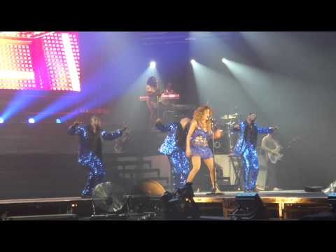 Jennifer Lopez - Hold It Don't Drop It (Dance Again Tour - Live in Panama 14.6.2012)