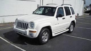 2005 Jeep Liberty CRD maiden voyage videos