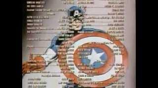 El Capitan America De Albert Pyunn (entera Y En Español