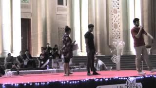 AUS Got Talent – Amro Bakri (Live Rounds)
