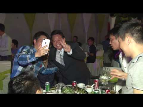 Ca sĩ Nguyễn Phi Hùng & ca sĩ Yên Nhiên hát mừng đám cưới Văn Dưỡng - Thúy Diễm