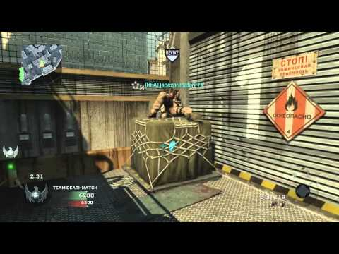 Social Media/Personal Boundaries |Black Ops Game Play|