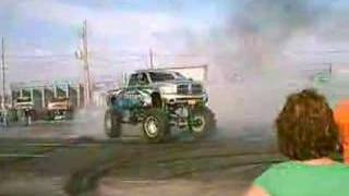 2.5 Ton Rockwell Axle Dodge Cummins Burnout OLD SCHOOL TGW