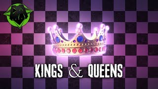 Kings & Queens (original Song) Lyric Video - Dagames