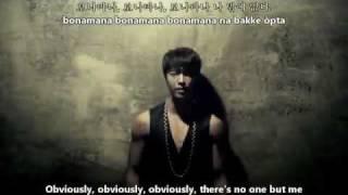 Super Junior-Bonamana With Lyrics and English Subtitle.