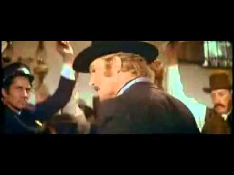 Butch Cassidy and the Sundance Kid Trailer and iPhone 4 and iPhone 5 Case