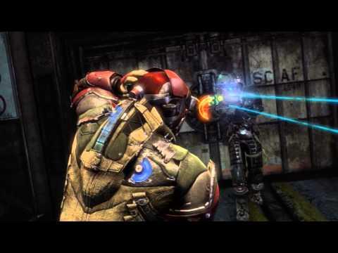 Dead Space 3 — качественный трейлер