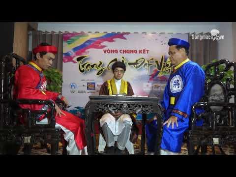 Trạng cờ đất Việt 2015: Phạm Quốc Hương Vs Trương Á Minh, bảng B vòng Chung kết toàn quốc