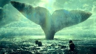 IN THE HEART OF THE SEA Trailer (Moby Dick Movie, Chris
