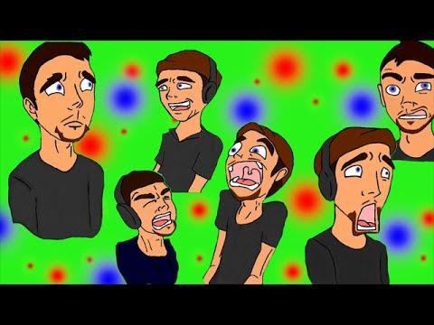 Fan Made Jacksepticeye Dubstep Remix | 25,000 SUBSCRIBER GIFT