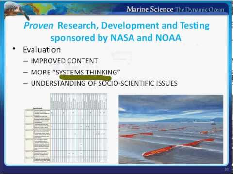 Orientation Session for Marine Science: The Dynamic Ocean