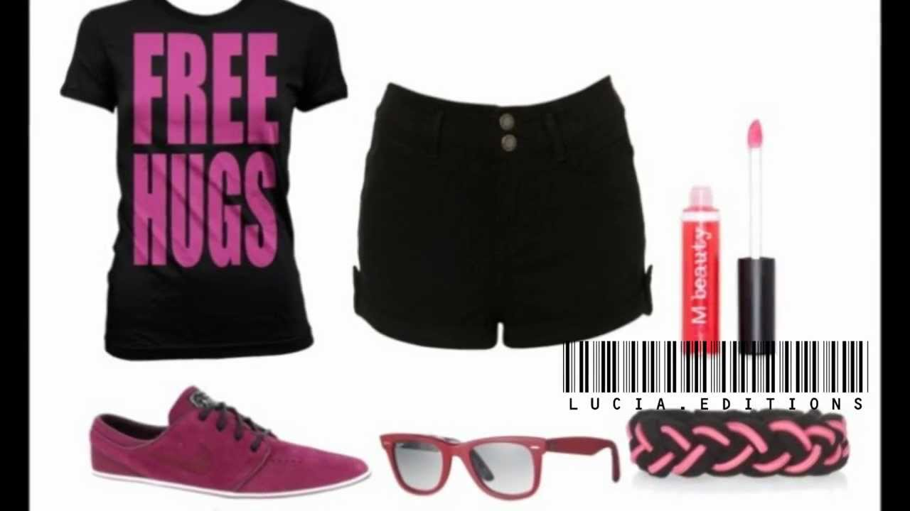 Emo Scene Outfits Polyvore