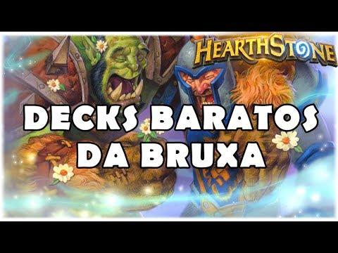 HEARTHSTONE - DECKS BARATOS BY TAVERNA DAS LENDAS!