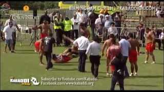 Birmingham Kabaddi Cup 2013 Full Tournament