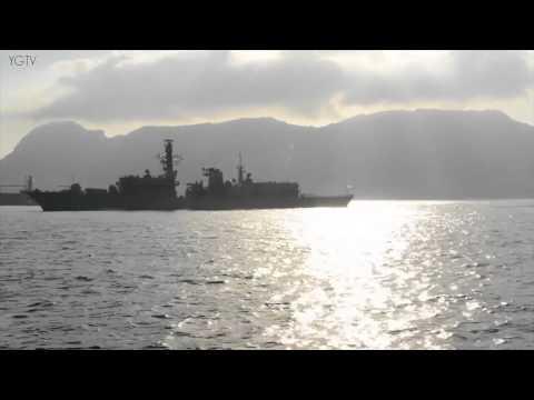 YGTV Gibraltar News Update - HMS Westminster arriv image