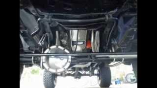 My Chevy K5 Blazer