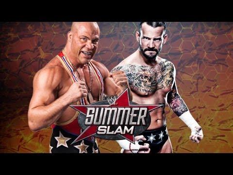 WWE SUMMERSLAM PPV - Universe Mode - Episode 25 (Raw & Smackdown) (HD) (Gameplay)