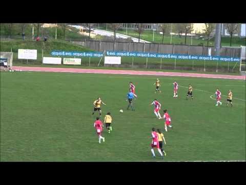 Musiello Saluzzo vs Cuneo 0-1