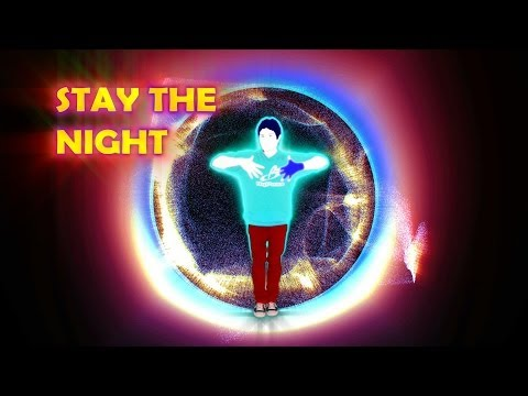 JUST DANCE 2014 Zedd - Stay The Night ft. Hayley Williams