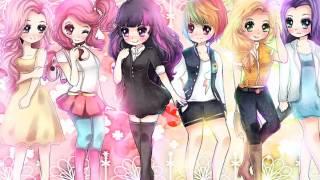 My Little Pony Version Humanas :3