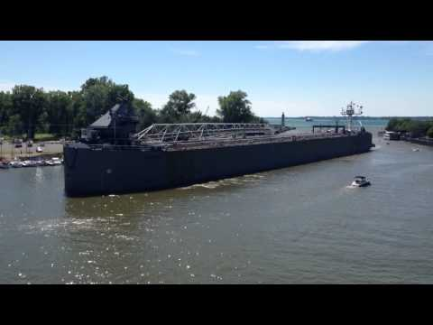 Defiance - Ashtabula tug-barge in Buffalo