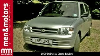1999 Daihatsu Cuore Review - With Richard Hammond