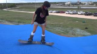 2013 Burton Snowboard Learn To Ride (LTR) Program At Texas