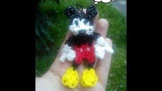 Tutorial En Español De Mickey Mouse Con Gomitas, Parte 1