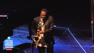 David Murray Infinity Quartet avec Macy Gray - 2013 concert